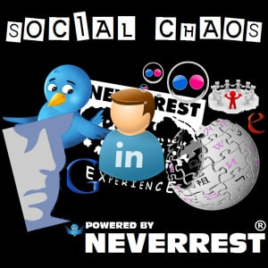 online teamuitje bedrijfsuitje teambuilding afdelingsuitje coronaproof social chaos NEVERREST